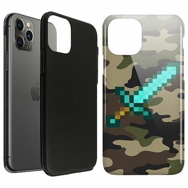 Apple iPhone 12 Pro LUX Duo Case (Glansig)  Minecraft