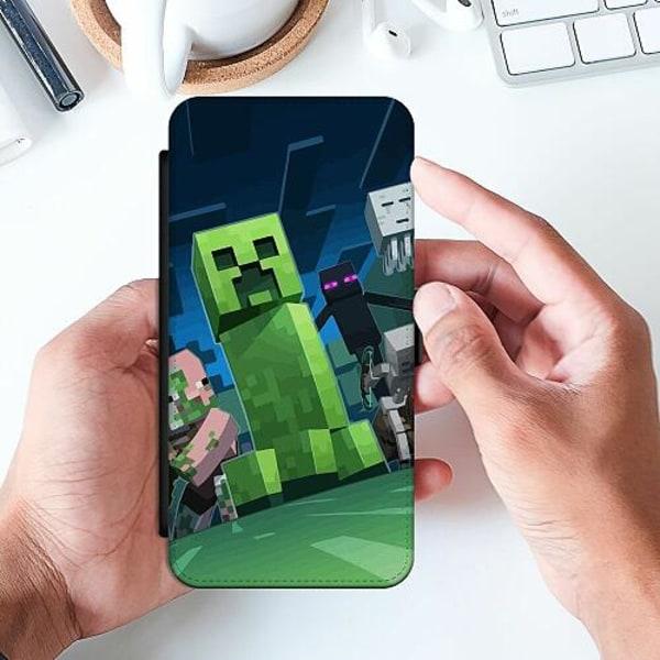 Apple iPhone 12 Pro Slimmat Fodral MineCraft