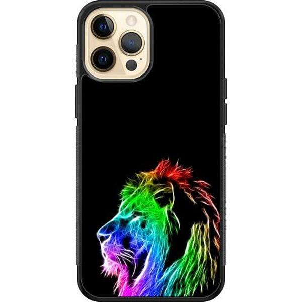 Apple iPhone 12 Pro Billigt mobilskal - Lion