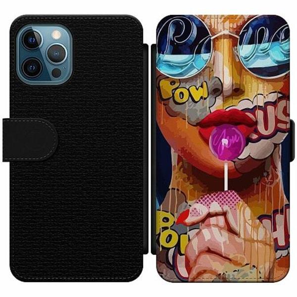 Apple iPhone 12 Pro Wallet Slim Case ART