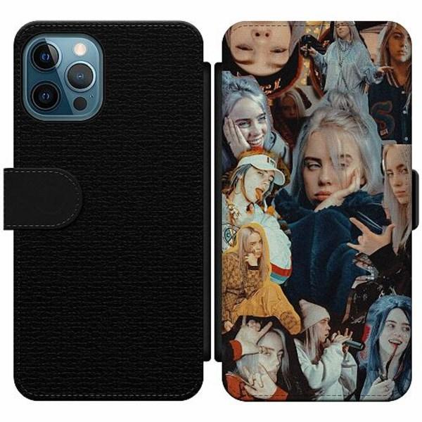 Apple iPhone 12 Pro Wallet Slim Case Billie Eilish 2021
