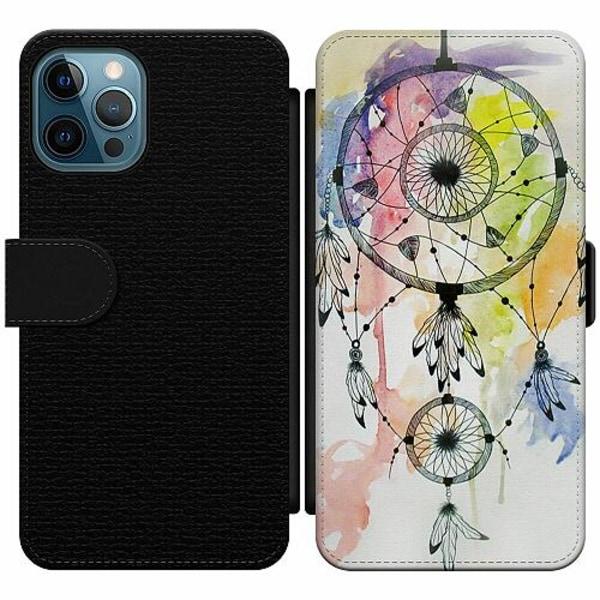 Apple iPhone 12 Pro Wallet Slim Case Drömfångare