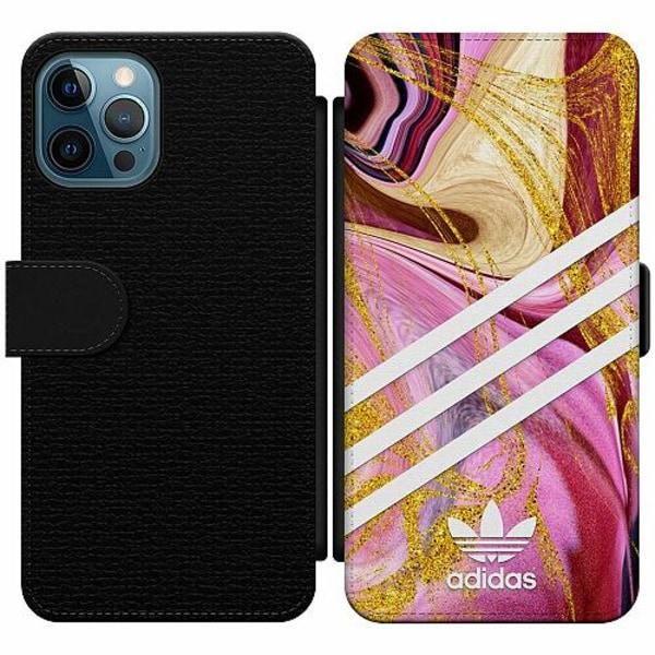 Apple iPhone 12 Pro Wallet Slim Case Fashion