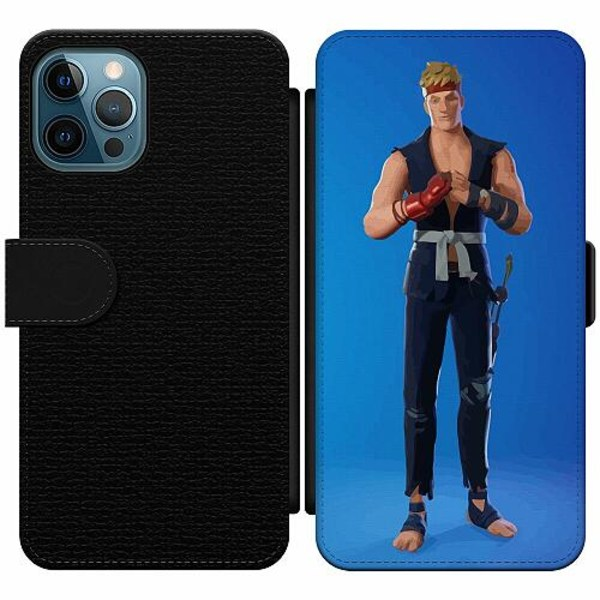 Apple iPhone 12 Pro Wallet Slim Case Fortnite 2021