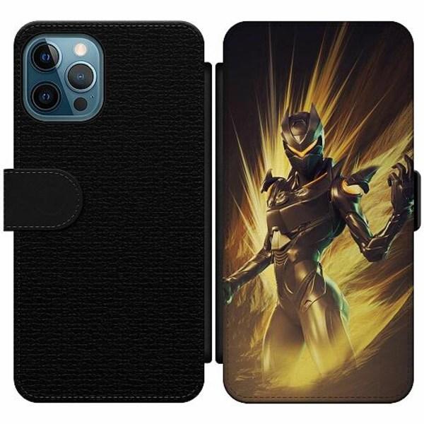 Apple iPhone 12 Pro Wallet Slim Case Fortnite Oblivion