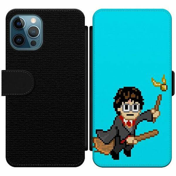 Apple iPhone 12 Pro Wallet Slim Case Harry Potter