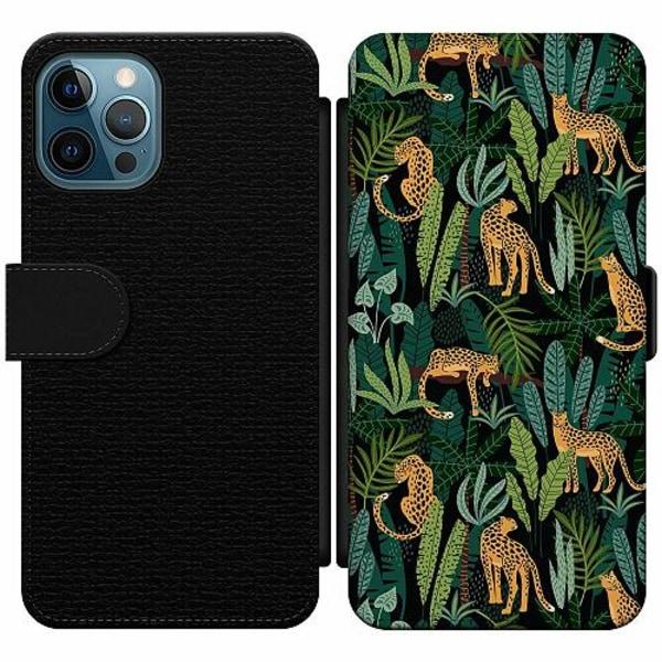 Apple iPhone 12 Pro Wallet Slim Case Jungle Days