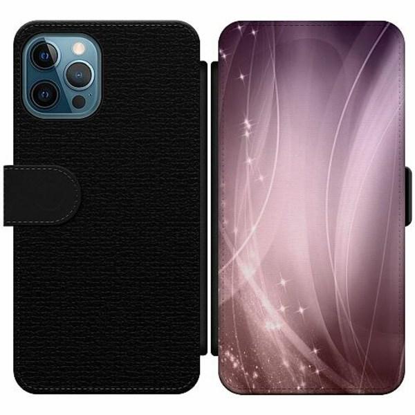 Apple iPhone 12 Pro Wallet Slim Case Lavender Dust