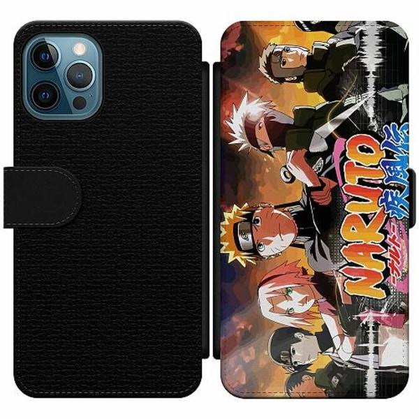 Apple iPhone 12 Pro Wallet Slim Case Naruto