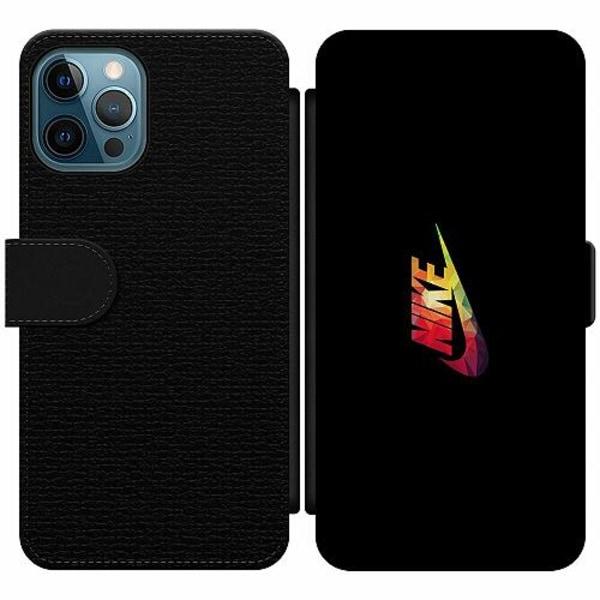 Apple iPhone 12 Pro Wallet Slim Case Nike