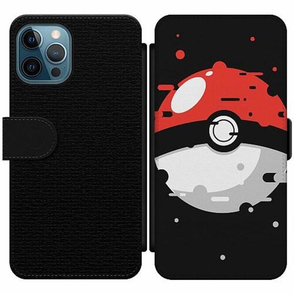 Apple iPhone 12 Pro Wallet Slim Case Pokemon
