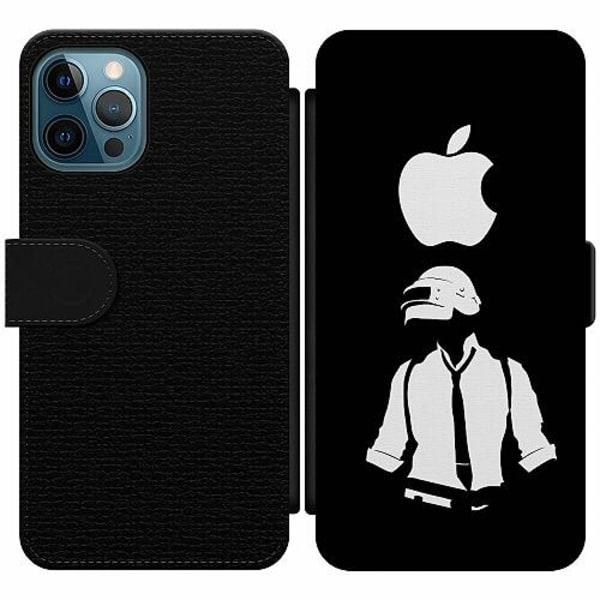 Apple iPhone 12 Pro Wallet Slim Case PUBG