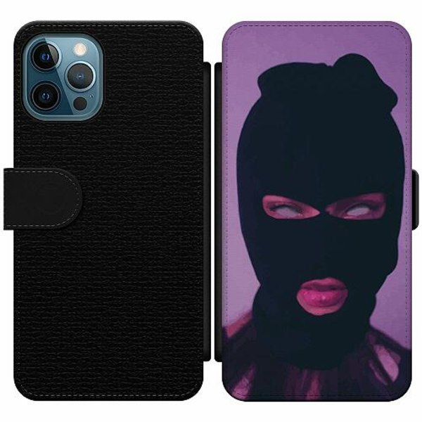Apple iPhone 12 Pro Wallet Slim Case Pussy Riot