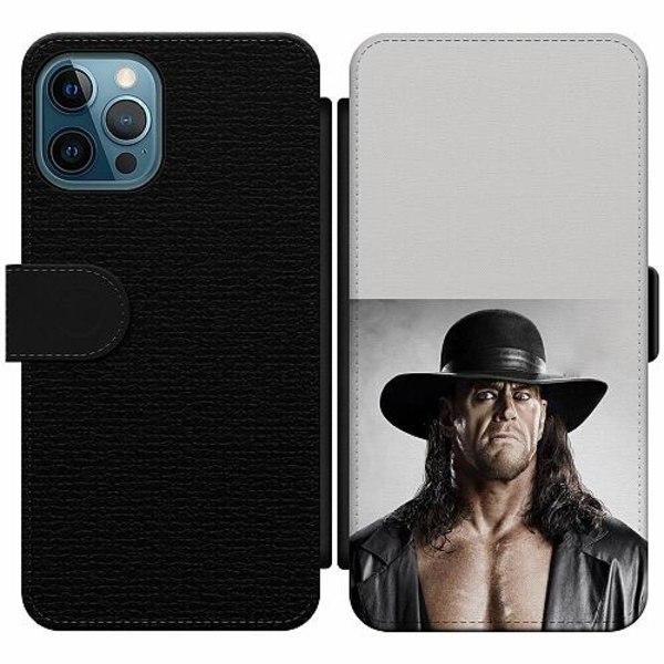 Apple iPhone 12 Pro Wallet Slim Case The Undertaker Mark Calaway