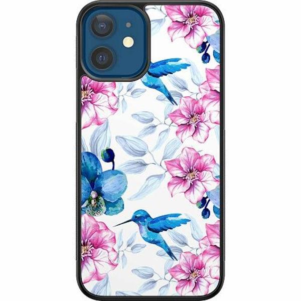 Apple iPhone 12 Billigt mobilskal - Hummingbird