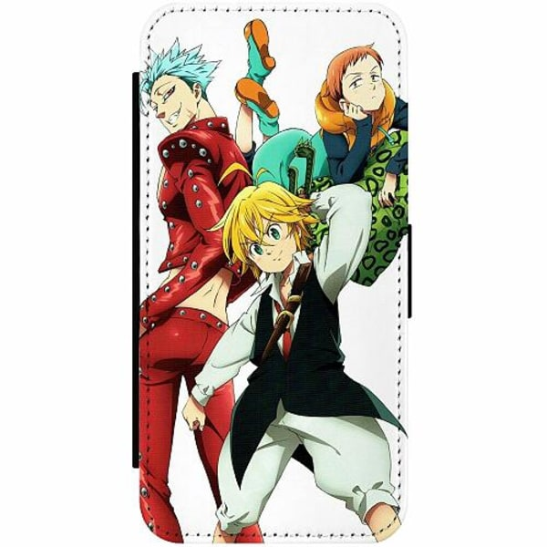 Apple iPhone 12 Wallet Slimcase Anime
