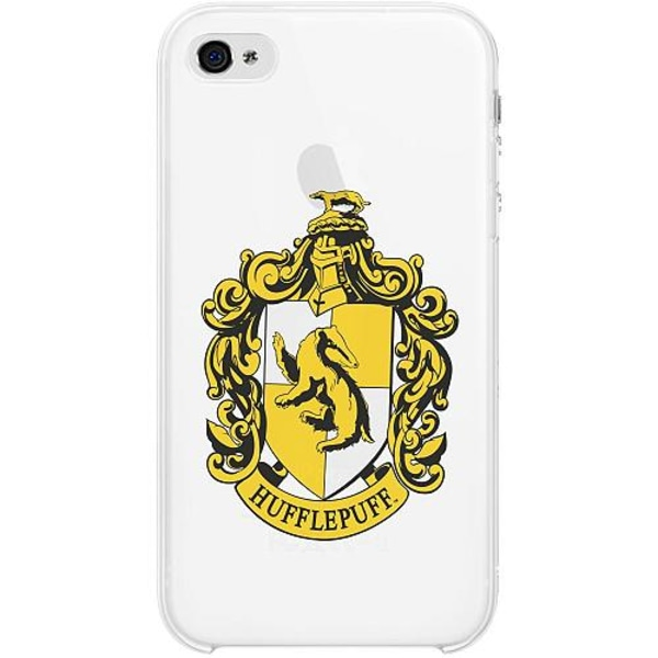 Apple iPhone 4 / 4s Firm Case Harry Potter - Hufflepuff
