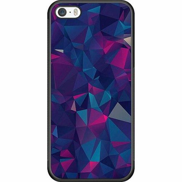 Apple iPhone 5 / 5s / SE Soft Case (Svart) Pattern