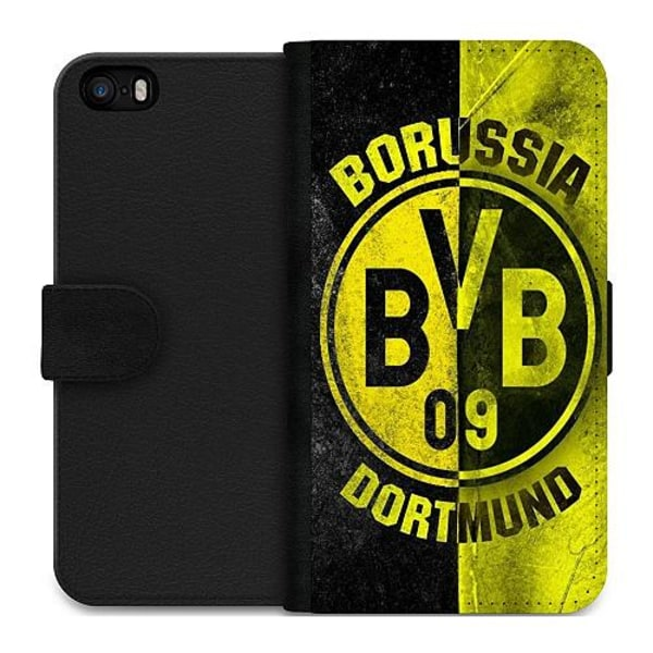 Apple iPhone 5 / 5s / SE Wallet Case Borussia Dortmund