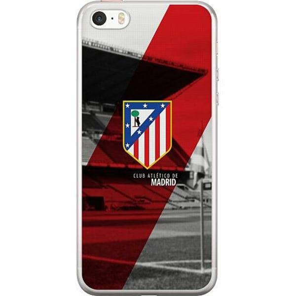 Apple iPhone 5 / 5s / SE Thin Case Club Atlético de Madrid S.A.D