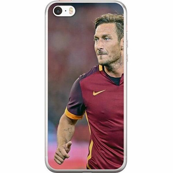 Apple iPhone 5 / 5s / SE Thin Case Francesco Totti
