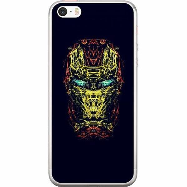 Apple iPhone 5 / 5s / SE Thin Case Iron