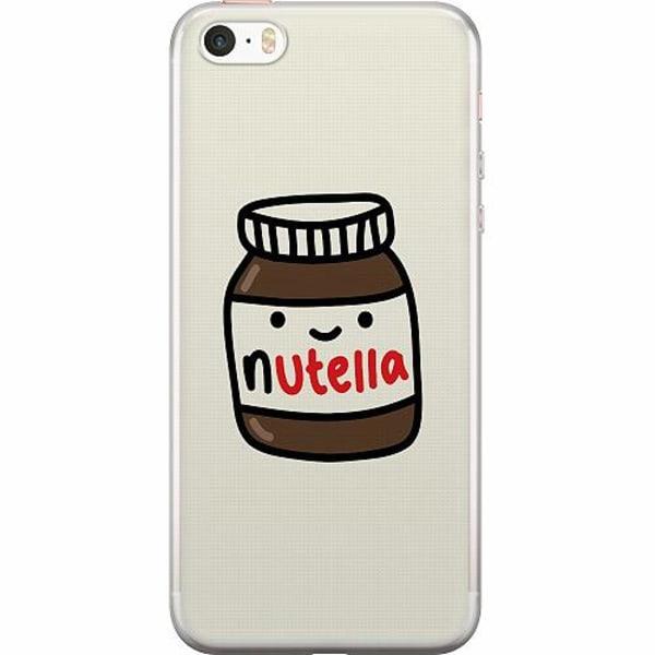 Apple iPhone 5 / 5s / SE Thin Case Nutella