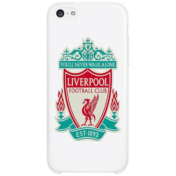 Apple iPhone 5c Firm Case Liverpool