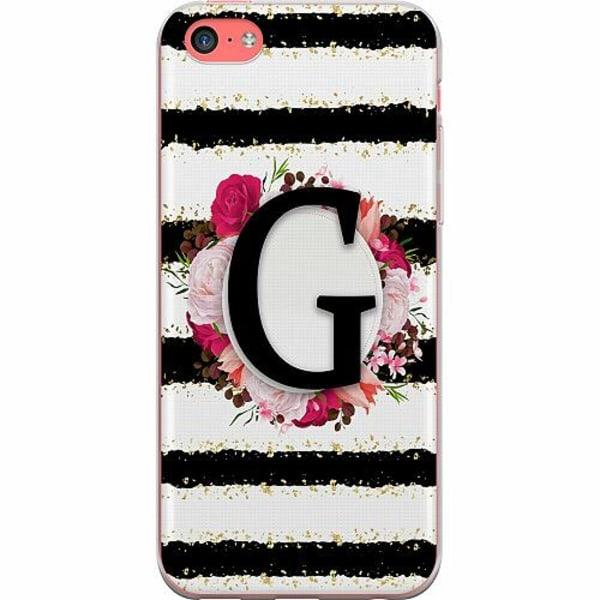 Apple iPhone 5c TPU Mobilskal G