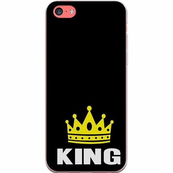 Apple iPhone 5c TPU Mobilskal King 01