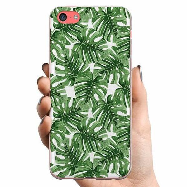 Apple iPhone 5c TPU Mobilskal Löv