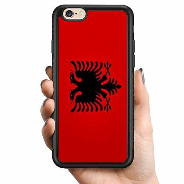 Apple iPhone 6 / 6S Billigt mobilskal - Albanien