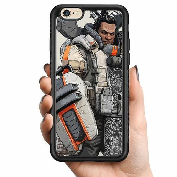 Apple iPhone 6 / 6S Billigt mobilskal - Apex Legends - Gibraltar