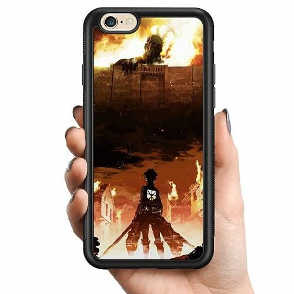 Apple iPhone 6 / 6S Billigt mobilskal - Attack On Titan