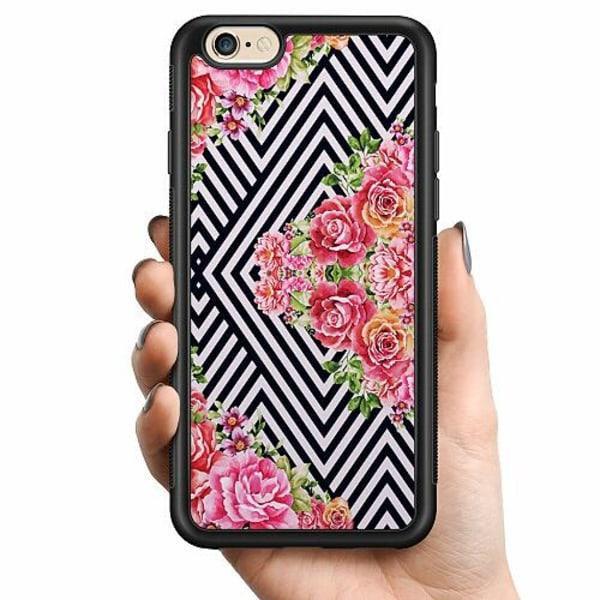 Apple iPhone 6 / 6S Billigt mobilskal - Blommor
