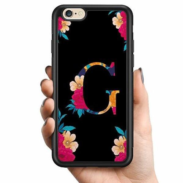 Apple iPhone 6 / 6S Billigt mobilskal - Bokstaven - G