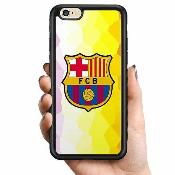 Apple iPhone 6 / 6S Billigt mobilskal - FC Barcelona