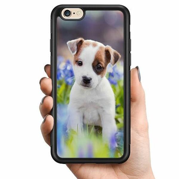 Apple iPhone 6 / 6S Billigt mobilskal - Hello Doggo