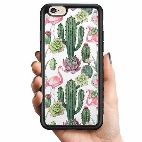 Apple iPhone 6 / 6S Billigt mobilskal - Kaktus