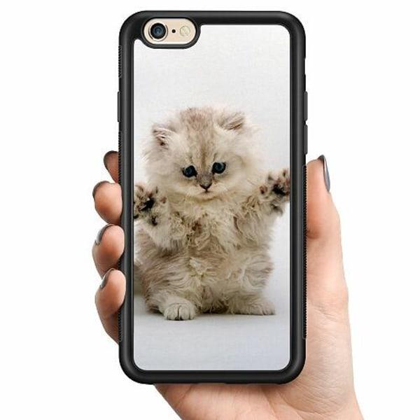 Apple iPhone 6 / 6S Billigt mobilskal - Katt