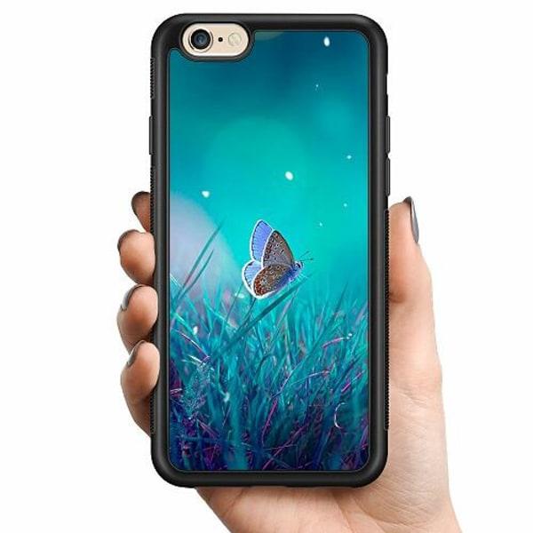Apple iPhone 6 / 6S Billigt mobilskal - Magical Butterfly