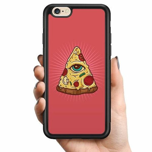 Apple iPhone 6 / 6S Billigt mobilskal - Pizza