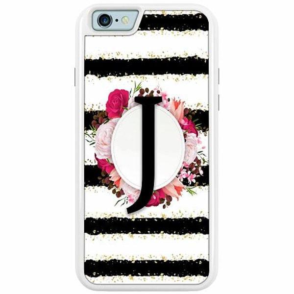 Apple iPhone 6 / 6S Duo Case Vit J