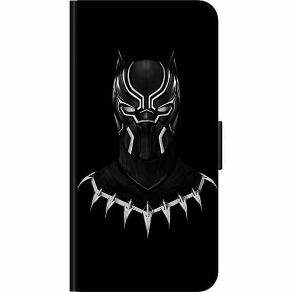 Samsung Galaxy A42 5G Fodralväska Black Panther