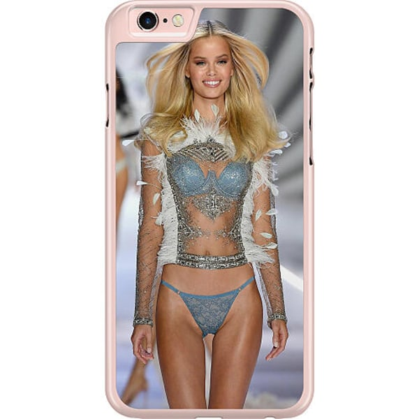 Apple iPhone 6 / 6S Hard Case (Transparent) Sexy Girl