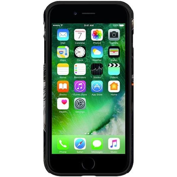 Apple iPhone 6 / 6S LUX Duo Case (Matt) Wolf