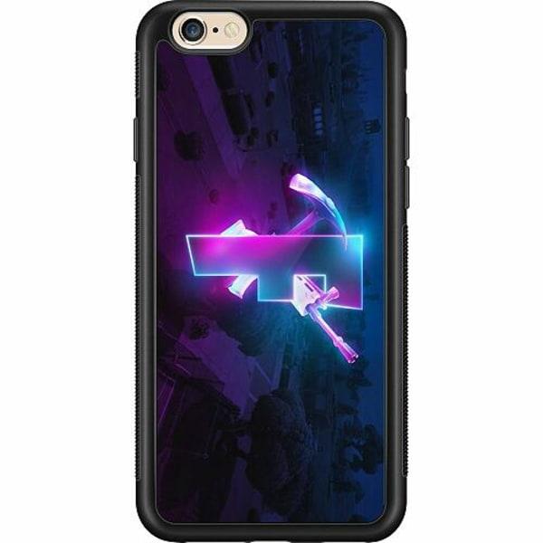 Apple iPhone 6 / 6S Billigt mobilskal - Battle Royale Fortnite