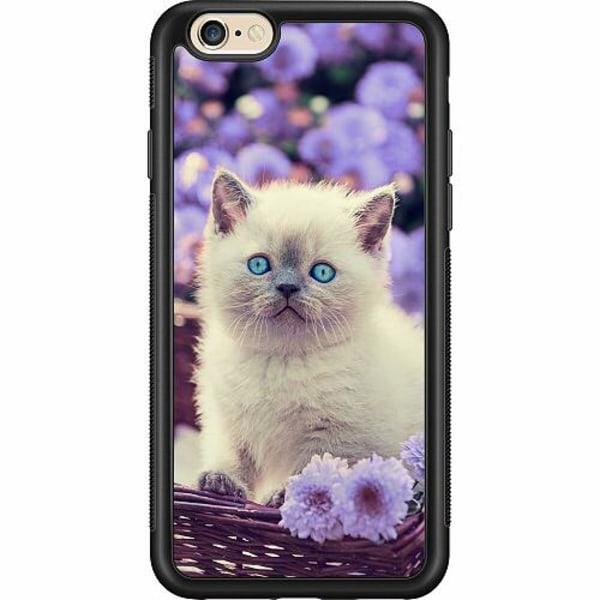 Apple iPhone 6 / 6S Billigt mobilskal - Cute Kitten