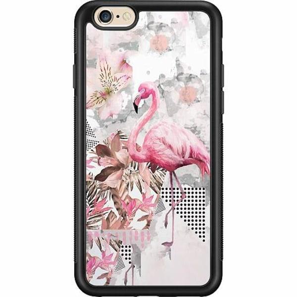 Apple iPhone 6 / 6S Billigt mobilskal - Flamingo