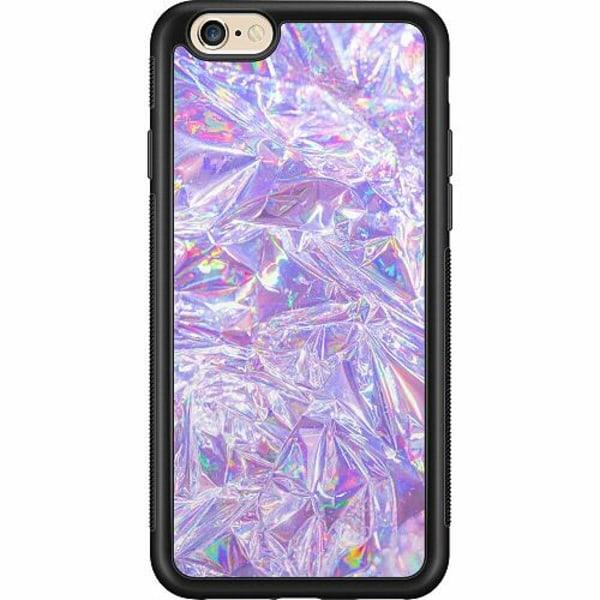 Apple iPhone 6 / 6S Billigt mobilskal - Holographic Diamonds